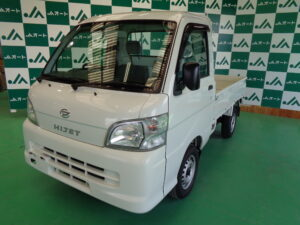 ハイゼットトラック 農用スペシャル 4WD 5MT《商談中》